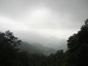 On The Way To Narkhanda - Hush Hush People... The Trees Whisper