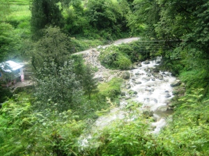 From Jalori to Manali - The Thirtan or so the guy says (1)
