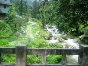 From Jalori to Manali - The Thirtan or so the guy says (6)
