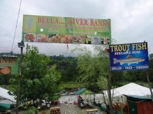 Fresh Trout at Bella... River Bank